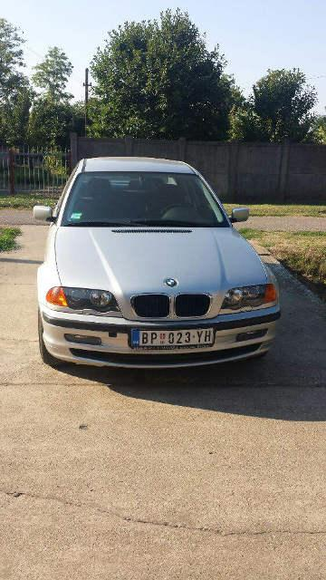 Slika: BMW 320d - 2000.god. prodaja