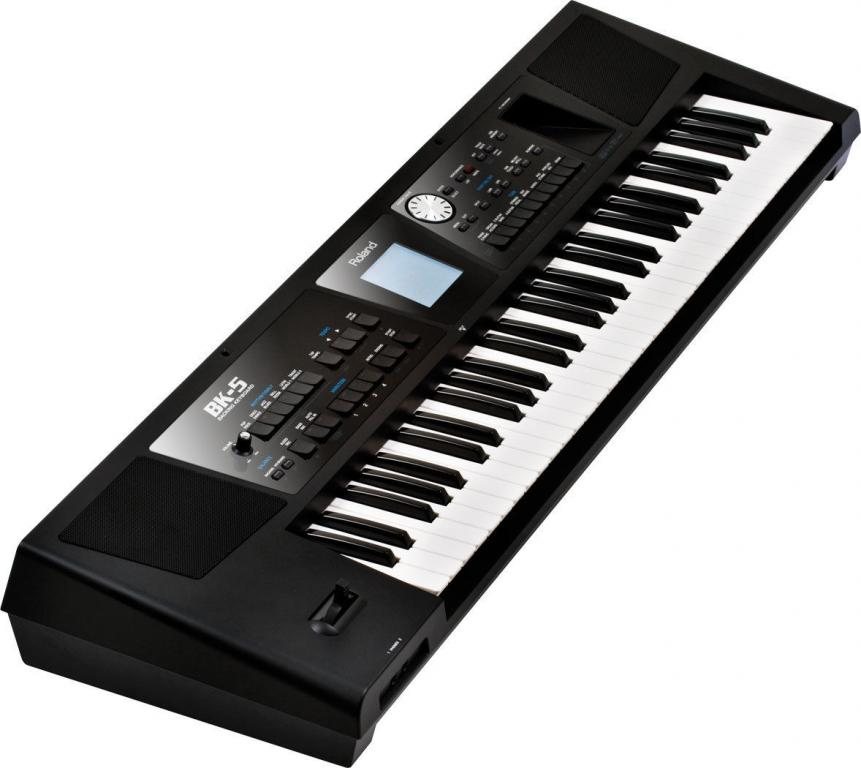 Slika: Roland BK-5 Backing Keyboard