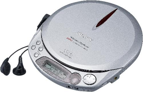 Slika: Sony Atrac3plus MP3 CD walkman