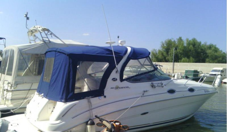Slika: 2003 Sea ray Sundancer 280