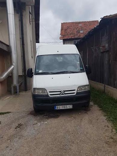 Slika: Citroen Jumper 2002. god