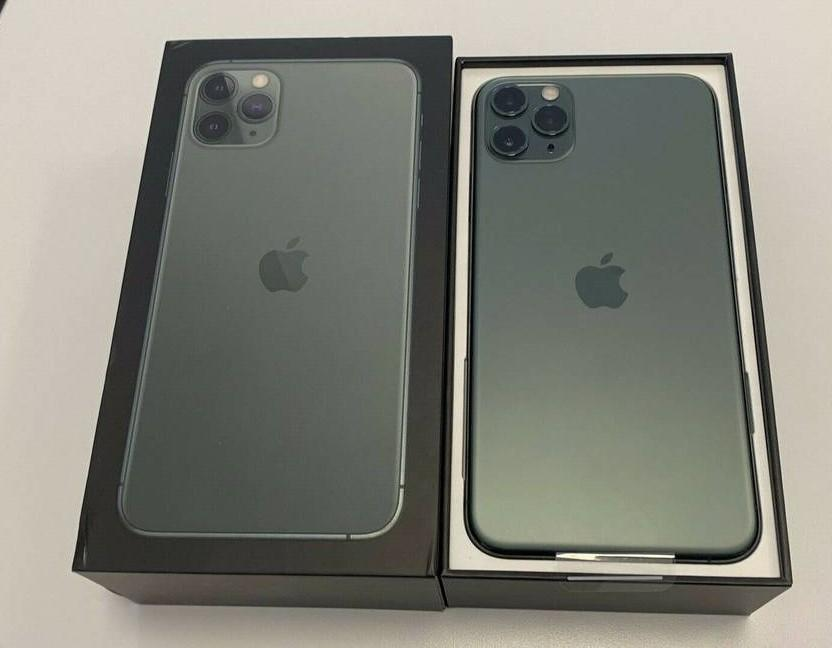 Slika: Apple iPhone 11 Pro Max 64GB = $550