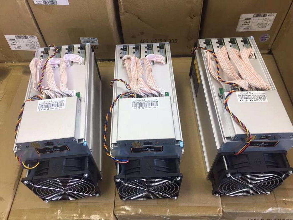 Slika:   Antminer S9 14TH/s / AntMiner A3