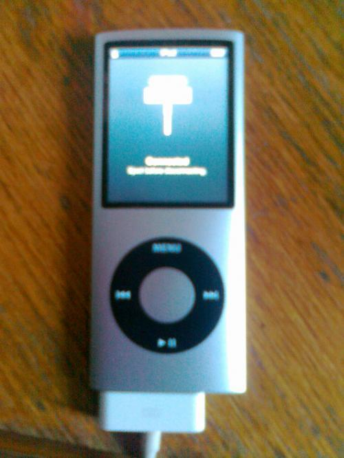 Slika: Ipod nano 4th generation 8gb