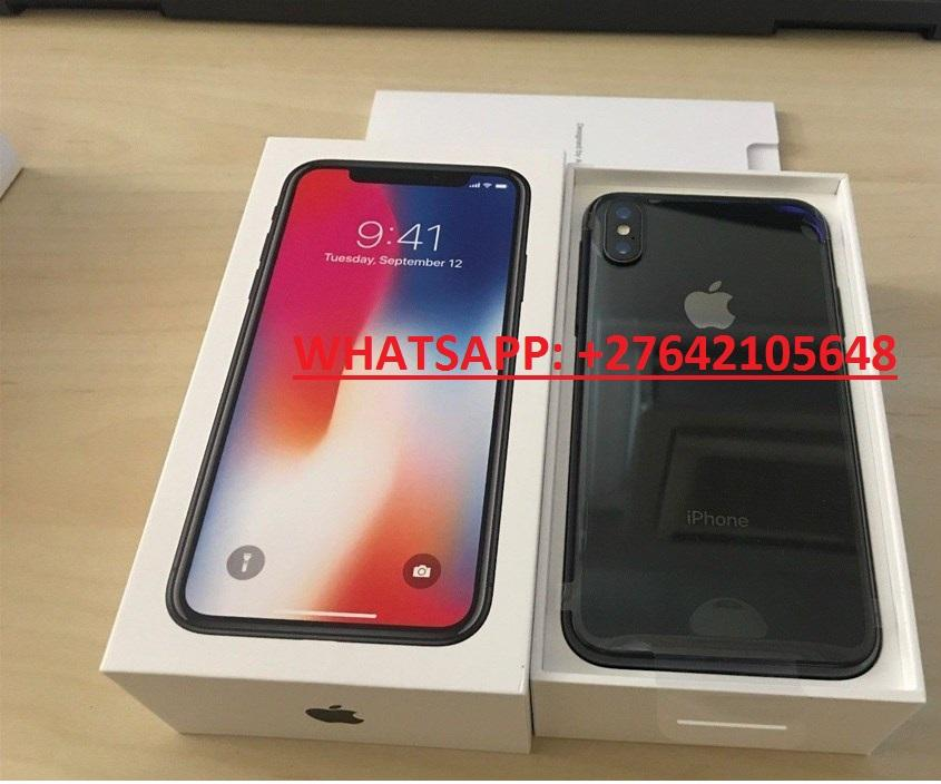 Slika:  Apple iPhone X 64GB  -za 400 EUR