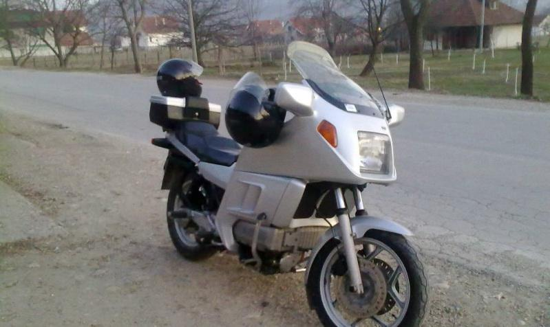 Slika: 1987 BMW K100RT