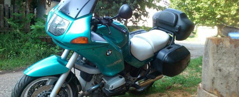 Slika: 1995 BMW R1100RS