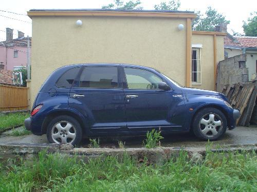 Slika: Chrysler PT Cruiser 2.4 ltd 2004