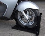 Slika: Wheel chock motorcycles nosac moto t