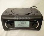 Slika: Lenco CR-3304 CD/Radio-FM/Sat/Alarm