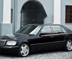 Slika: Kupujem mercedes w140 long